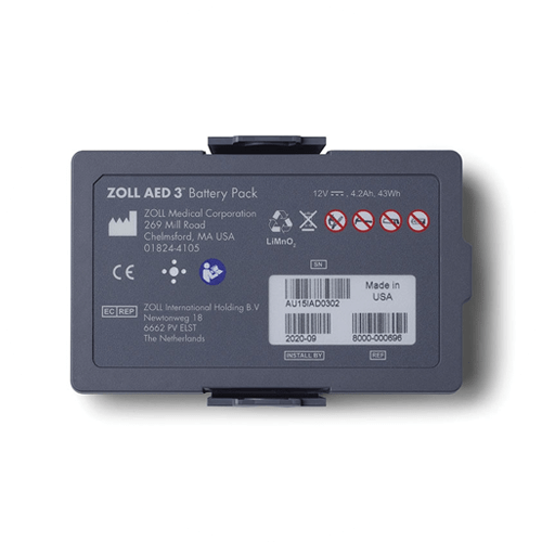 Battery for the Zoll AED 3