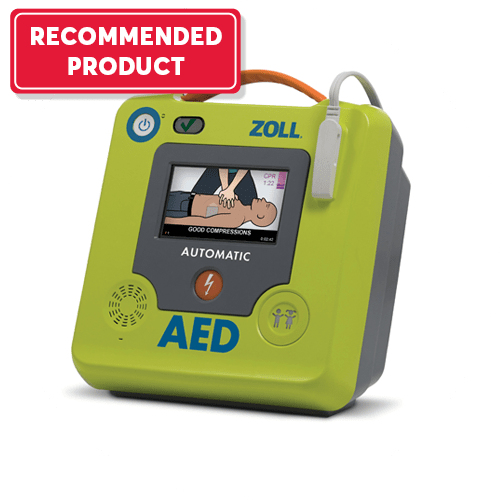 AUTOMATED EXTERNAL DEFIBRILLATOR (AED) LIFE SAFETY PROPOSAL