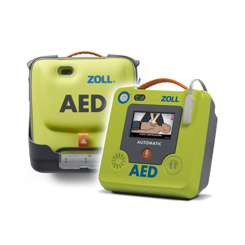 Zoll AED 3 with Wall Mount Bracket