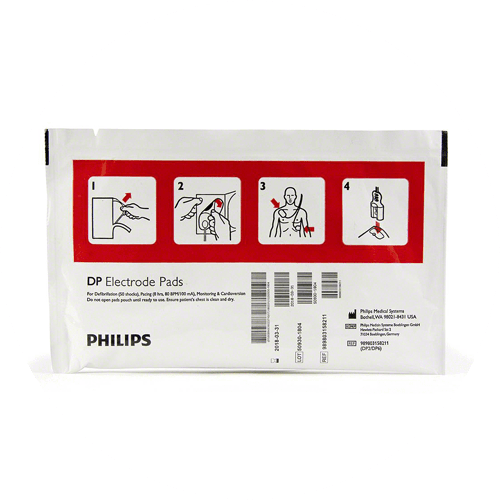 Pads for Philips Heart Start FR2 AED