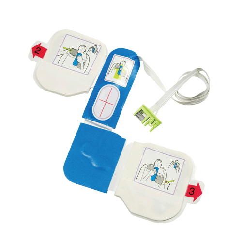 CPR-D Padz One Piece Defibrillation for Zoll AED 3