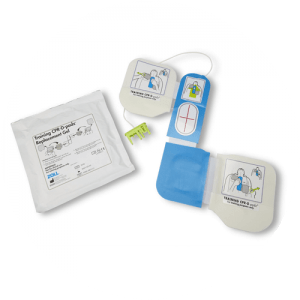 CPR-D Padz Training Electrodes for Zoll AED 3