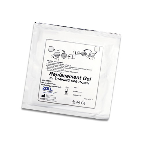 CPR-D Replacement Gel for Zoll AED 3