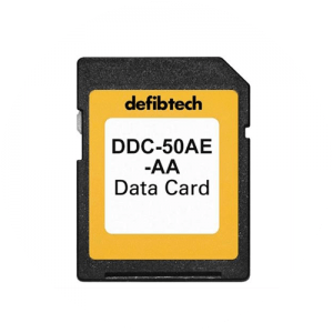 SD Card for Defibtech Lifeline AED