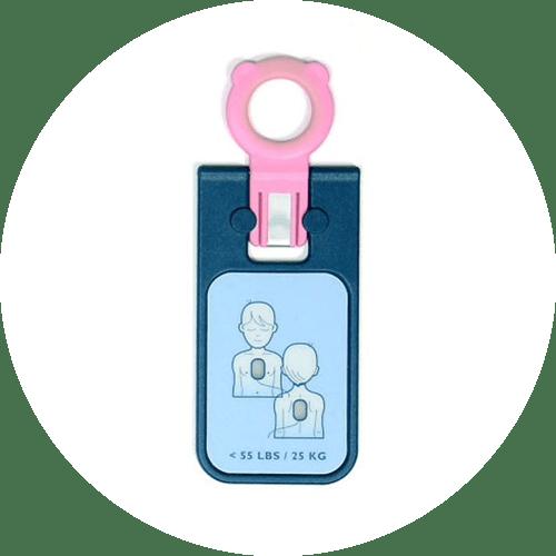 Infant-Child Key for Philips Heart Start AED