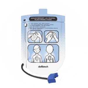 Pediatric Pads for Defibtech Lifeline AED
