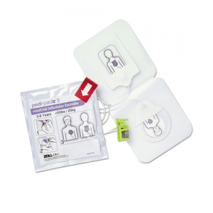 Paediatric pads for Zoll AED 3