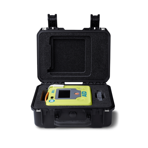 Rigid Case for Zoll AED 3
