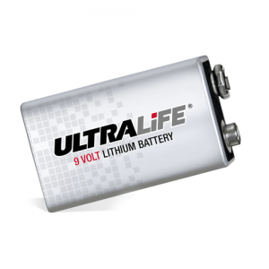Ultralife 9V Battery