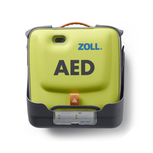 AED Wall Mount for Zoll AED 3