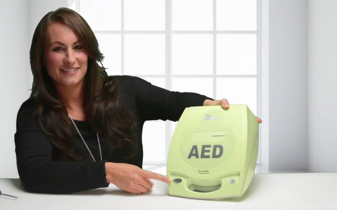 Zoll AED Plus Rescue Video