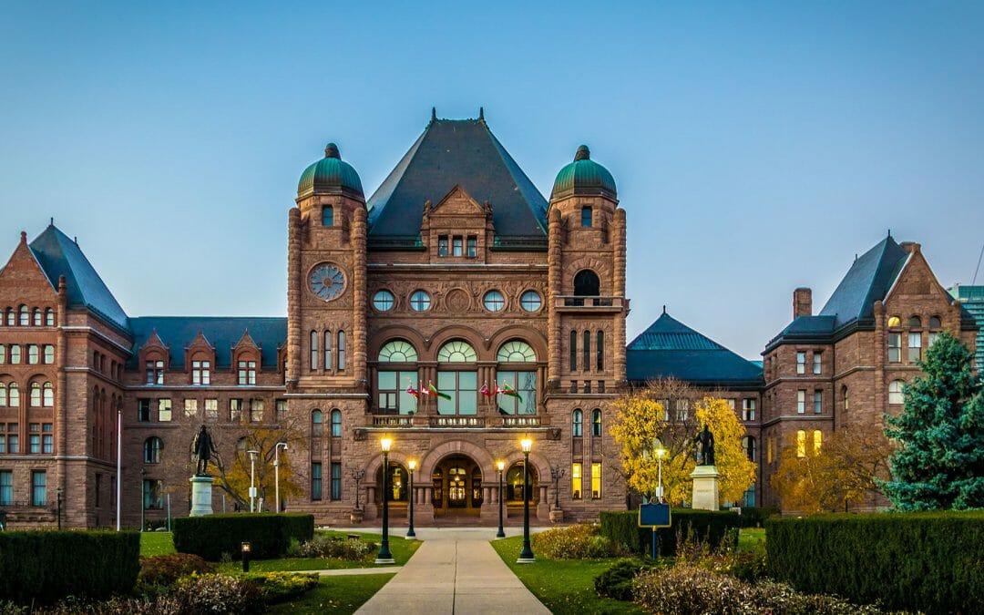 Ontario Bill 141