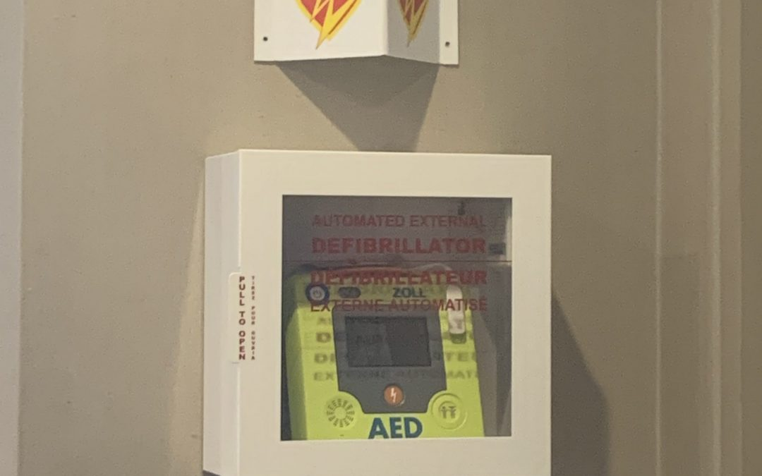 How many AEDs do you need?