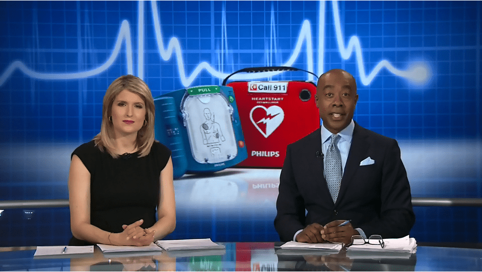 How to respond if someone goes into cardiac arrest