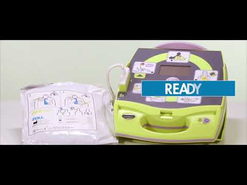ZOLL AED Plus Promotional Video