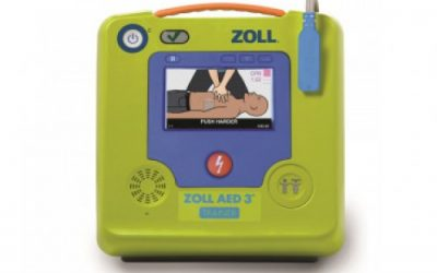 The Zoll AED 3 Wins OHS New Product Of The Year Award!