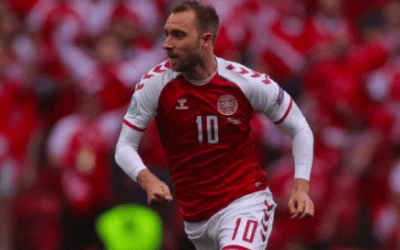 Soccer Star Christian Eriksen Saved by AED