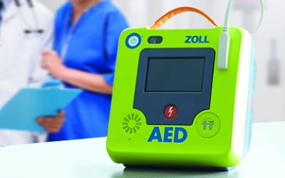 The importance of AEDs at GP clinics